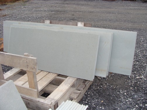 Thermal Stair Treads, Wall Caps, And Coping